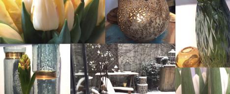 Winterzeit im Holländischen Viertel