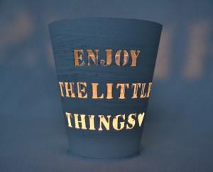 die kleinen Dinge